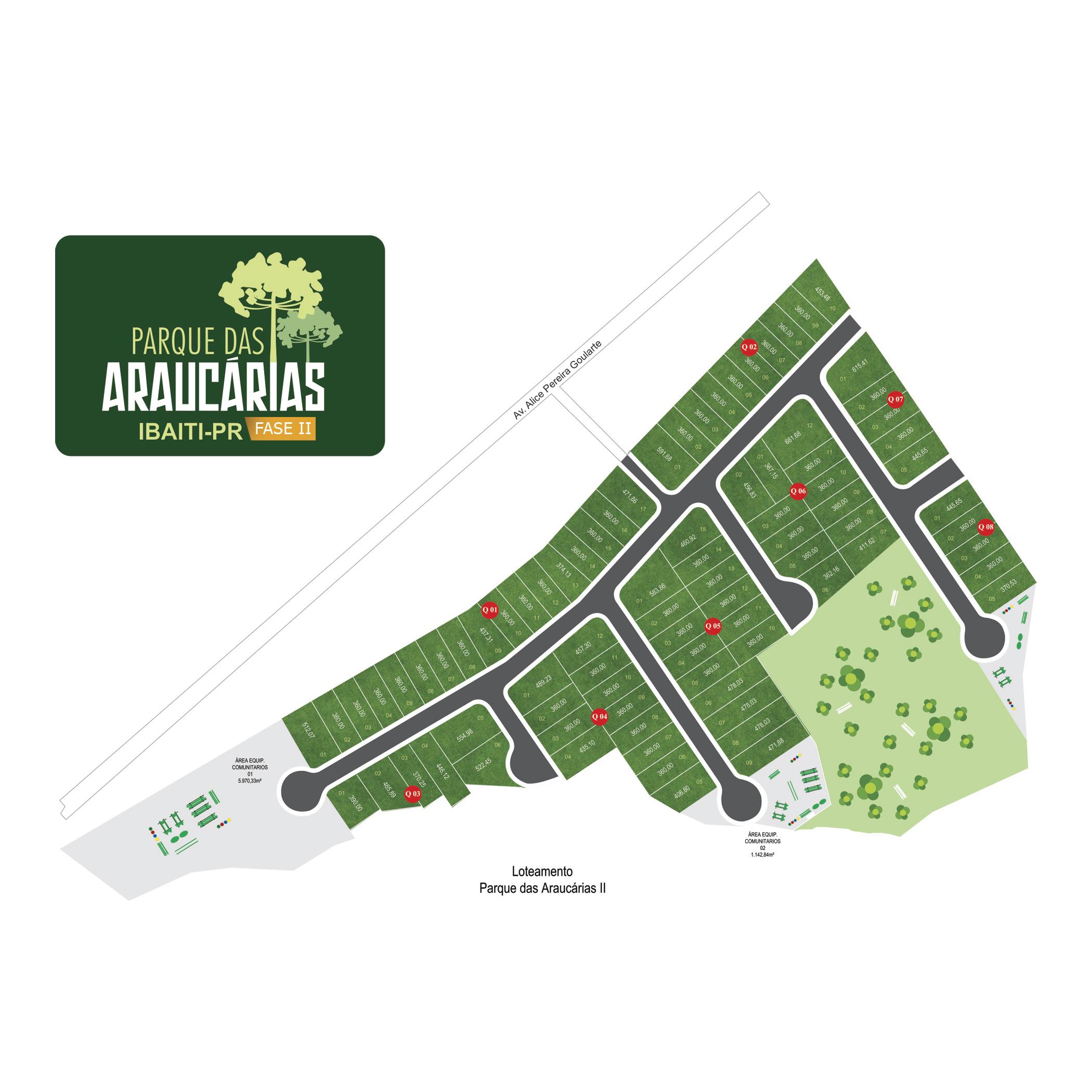 Parque das Araucárias III